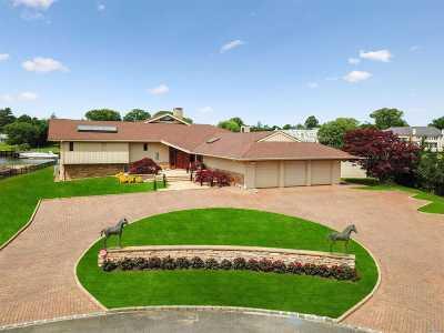 Hewlett Single Family Home For Sale: 209 Seawane Pl