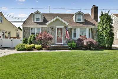 Mineola Single Family Home For Sale: 377 De Mott St