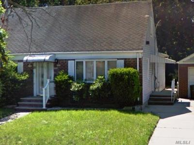 Queens County, Nassau County Single Family Home For Sale: 41 Russell Ave