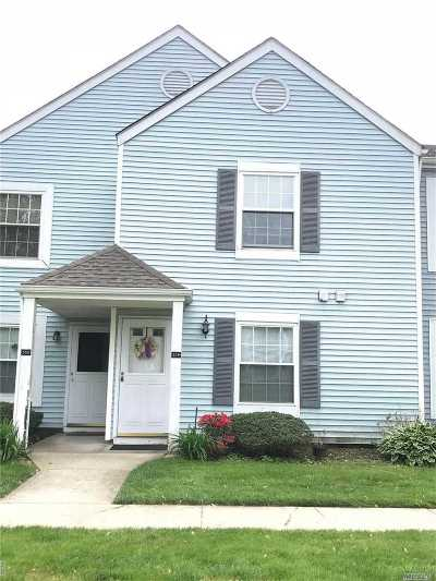 Middle Island Condo/Townhouse For Sale: 356 Artist Lake Dr