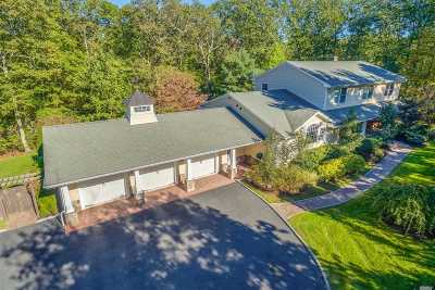 Cold Spring Hrbr Single Family Home For Sale: 6 The Commons