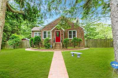 Brentwood Single Family Home For Sale: 12 Willoughby St