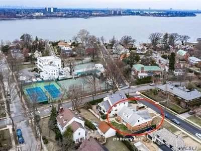 Douglaston Single Family Home For Sale: 210 Beverly Rd
