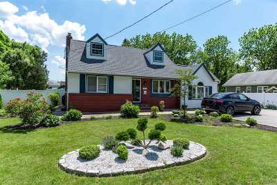 Central Islip Single Family Home For Sale: 5 Dolores Pl