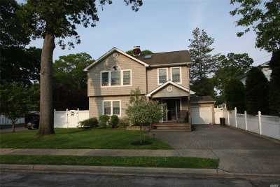 Massapequa Single Family Home For Sale: 584 Central Ave