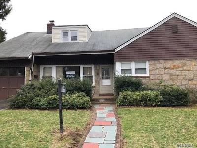 Rockville Centre Single Family Home For Sale: 212 Seaman Ave