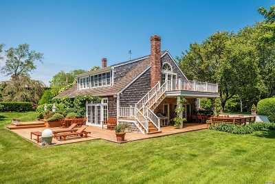 Sagaponack Single Family Home For Sale: 16 Old Barn