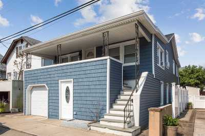 E Atlantic Beach, Lido Beach, Long Beach Single Family Home For Sale: 75 Rochester Ave