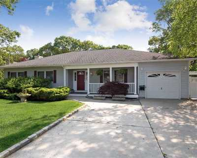 Mt. Sinai Single Family Home For Sale: 39 Wylde Rd