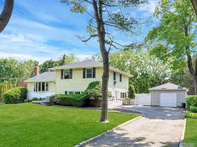 Commack Single Family Home For Sale: 14 Dryden Way
