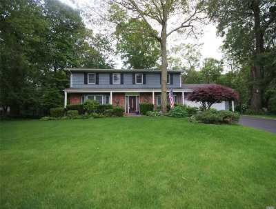 Setauket Single Family Home For Sale: 10 Julia Cir