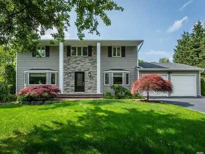 Dix Hills Single Family Home For Sale: 21 Broadoak Ln
