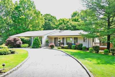 Melville Single Family Home For Sale: 18 Rawlings Dr
