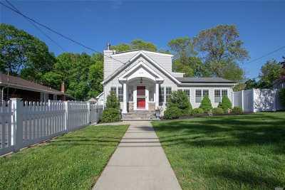 Selden Single Family Home For Sale: 149 Adirondack