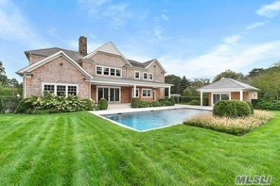 Southampton NY Single Family Home For Sale: $3,499,000