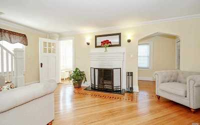 Rockville Centre Single Family Home For Sale: 173 Raymond St