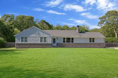 Bayport Single Family Home For Sale: 711 Middle Rd