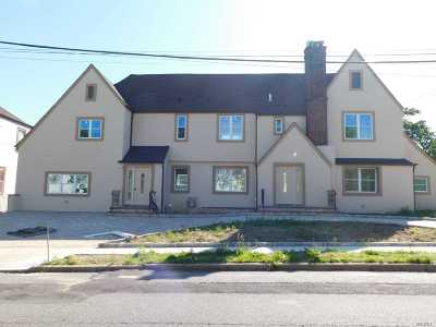 Cedarhurst Single Family Home For Sale: 370 Barnard Ave