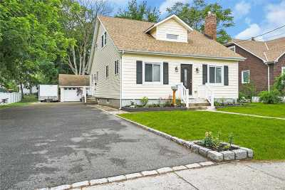 Patchogue Multi Family Home For Sale: 25 S Summit Ave