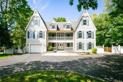 Dix Hills Single Family Home For Sale: 982 Baldwin Path