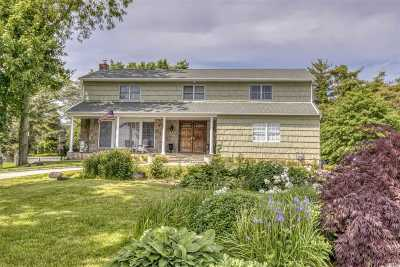 Woodmere Single Family Home For Sale: 310 Ivy Hill Rd