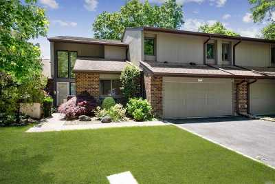 Jericho Condo/Townhouse For Sale: 289 Vista Dr