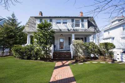 W. Hempstead Single Family Home For Sale: 106 Maplewood St