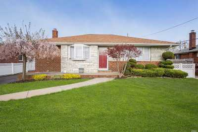 Levittown Single Family Home For Sale: 117 Wadsworth Ave