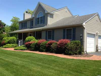 Jamesport Single Family Home For Sale: 54 Henry Lewis Ln