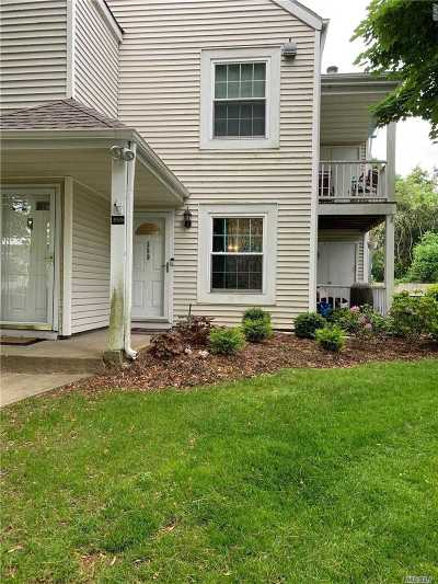 Middle Island Condo/Townhouse For Sale: 350 Artist Lake Dr