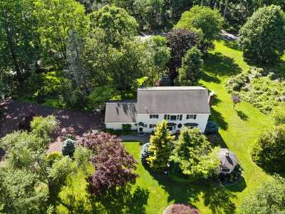 Nissequogue Single Family Home For Sale: 333 Old Mill Rd