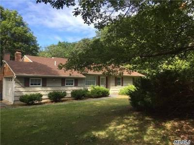 Pt.jefferson Sta Single Family Home For Sale: 556 Bicycle Path