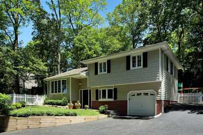 Cold Spring Hrbr Single Family Home For Sale: 87 Woodchuck Hollow Rd