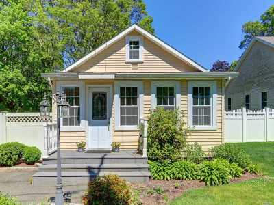 Miller Place Single Family Home For Sale: 177 Harrison Ave