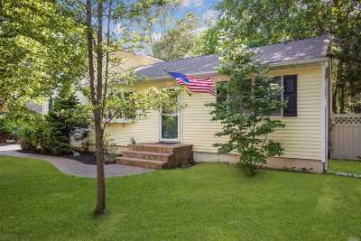 Patchogue Single Family Home For Sale: 134 Pine St
