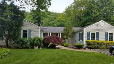 Hauppauge NY Single Family Home For Sale: $495,000