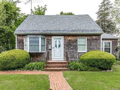 N. Babylon Single Family Home For Sale: 37 Veronica Ln