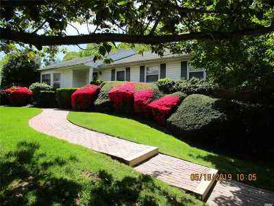 E. Setauket Single Family Home For Sale: 4 Briar Path