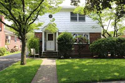 Floral Park Single Family Home For Sale: 255-12 87th Dr