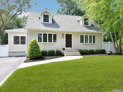 E. Northport Single Family Home For Sale: 68 Soundview Ave