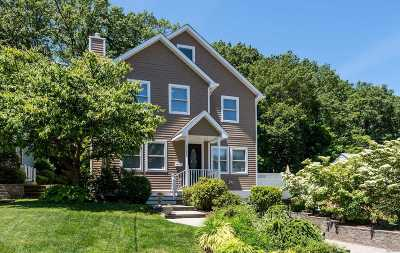 Oyster Bay Single Family Home For Sale: 124 Summers St