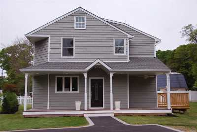 Islip Single Family Home For Sale: 1379 S Spur Dr