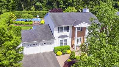 Commack Single Family Home For Sale: 87 Caramel Rd