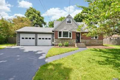 Greenlawn Single Family Home For Sale: 7 Lowell Ave