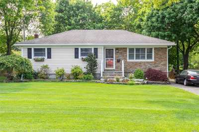 Bellport Single Family Home For Sale: 6 Fuoco Rd