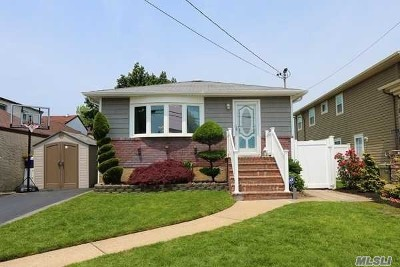 Jackson Heights, Woodside, Astoria, Long Island City, Middle Village, Maspeth, Sunnyside, E. Elmhurst, Franklin Square, Merrick, Valley Stream, Bayside, Kew Gardens, Rego Park, Forest Hills Single Family Home For Sale: 1701 Rugby Rd