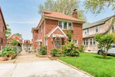 Flushing Multi Family Home For Sale: 30-18 150th Pl