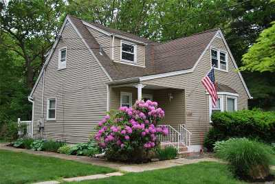 Islip Single Family Home For Sale: 1380 Spur Dr