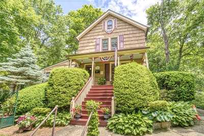 Port Jefferson Single Family Home For Sale: 305 High St
