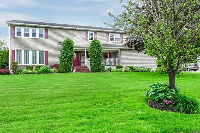 Massapequa Single Family Home For Sale: 222 Bay Dr